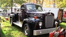 Vintage Truck antique b 61 mack up truck custom built