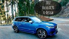 our brand new 2017 volvo xc90 r design