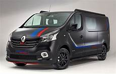 renault trafic gets sporty quot formula edition quot in the
