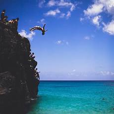 jump off a cliff 100 things to do before you die
