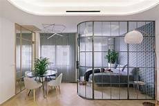 Glass Walled Rooms