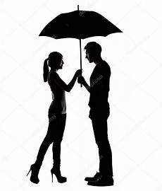 Le Frau Mit Schirm - silhouette de parapluie tenue asiatique photo