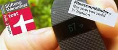 fitnesstracker bei stiftung warentest meinung empfehlung