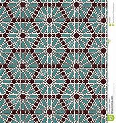 Arabische Muster Malvorlagen Xing Nahtloses Islamisches Marokkanisches Muster Arabische