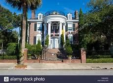 Haus Im Kolonialstil In Charleston South Carolina