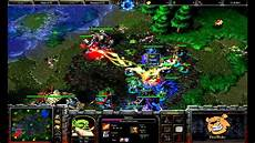 www replay fr hd wc3 354 lucifer vs uvo warcraft 3 replay fr