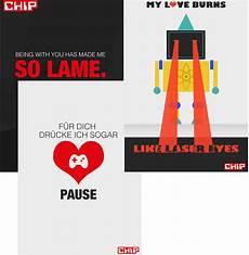 valentinstag karten kostenlos zum ausdrucken chip
