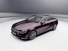 48 V Technology For The E Class Coup 233 And Cabriolet New