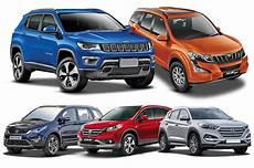 Jeep Compass Vs Rivals Specifications Comparison