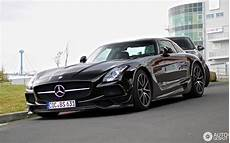 Mercedes Black Series Mercedes Sls Amg Black Series 28 September 2016