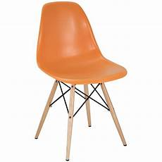 Eames Plastic Chair - eames style dining chairs eames molded plastic chair replica