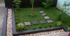 Taman Minimalis Atau Taman Kering Desain Rumah
