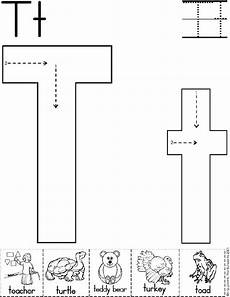 letter t tracing worksheets preschool 23835 alphabet letter t worksheet standard block font preschool printable activity alphabet