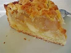 Apfelblechkuchen Mit Streusel - leichter apfelkuchen mit vanillepudding und streuseln