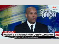 Us Surgeon General Jerome Adams,US surgeon general Jerome Adams on coronavirus: 'This week,Trump surgeon general adams|2020-04-07