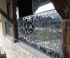 garde corps terrasse design garde corps terrasse design contemporain grenoble par racken metal panneaux d 233 coratifs