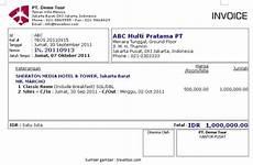 tebaik contoh invoice service 82 untuk desain faktur unik pada contoh invoice service gawe cv