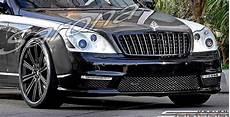 custom maybach 57 sedan front bumper 2000 2012 3690