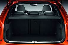 2012 audi q3 black s line rear cargo area eurocar news