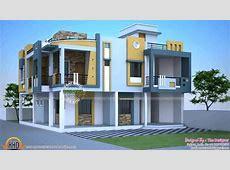 Duplex House Exterior Design Pictures In India   YouTube