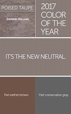 color of the year 2017 poised taupe taupe gives a nod