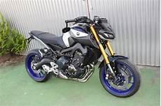 Neumotorrad Yamaha Mt 09 Sp Mit Kayaba 214 Hlins