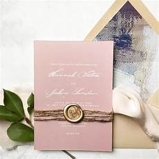How To Seal Wedding Invitations