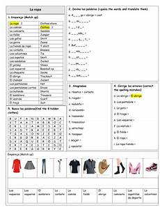 spanish worksheets ks3 ks3 spanish clothes wordbuilder cover work by gianfrancoconti1966 teaching resources tes