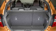 Ford Ka Hatchback Practicality Boot Space Carbuyer
