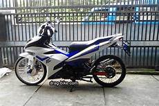 Modifikasi Stiker Jupiter Mx 135 by 40 Foto Gambar Modifikasi Jupiter Mx King Jari Jari Ceper