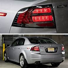 acura tl lights 2004 2008 acura tl quot type s style upgrade quot rear brake