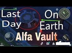 bunker alfa code alfa bunker vault code gameplay last day on earth