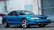 rare 1995 ford mustang gts 5 0l special edition sn95