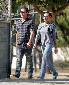 thomalla and gavin rossdale out in 11 05