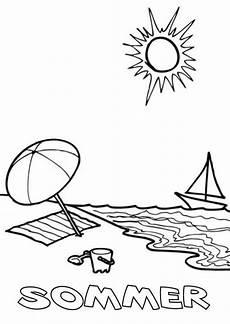 Malvorlagen Sommer Verse Ausmalbilder Sommer 37 Ausmalbilder Zum Ausdrucken