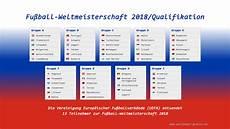 wm quali 2018 fussball weltmeisterschaft 2018 russland gruppen