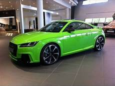 audi tt rs 2016 sound audi forum neckarsulm