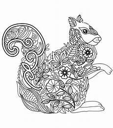 mandala erwachsene tiere