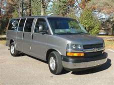 Purchase Used AWD 2007 CHEVY EXPRESS 8 PASSENGER VAN ONE