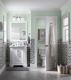 design a bathroom that makes a splash mosaic wall tile