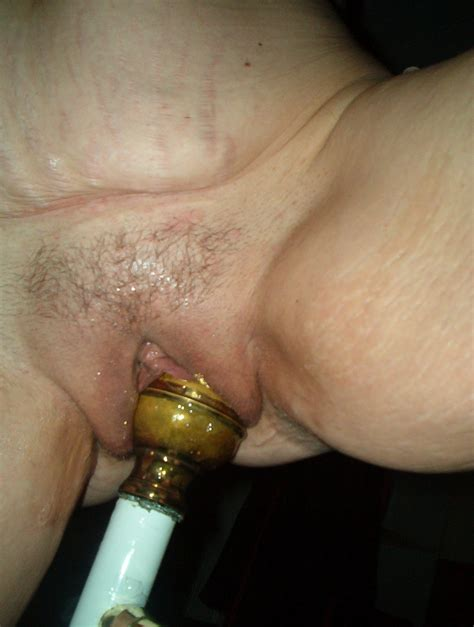 Girl Rides Bedpost