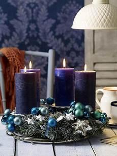 adventskranz basteln ideen zum selbermachen weihnachten