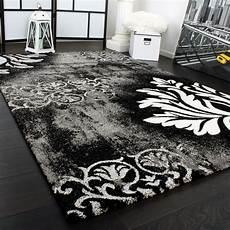 tappeto bianco e nero tappeto lavorato bordo grigio bianco nero tapetto24