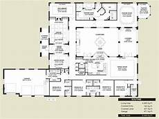 spanish house plans with inner courtyard spanish style home floor plans spanishstylehomes