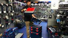 Bosch L Rack L Boxx Click N Go Storage Solutions