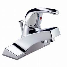Faucets Single Handle by Peerless P36lf Single Handle Centerset Bathroom Sink