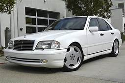 1998 Mercedes Benz C43/55 AMG  REVISIT German Cars For