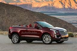 Love It Or Leave Cadillac XT5 Convertible Rendered