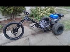 rcmc trike drift trike with a 7hp motor