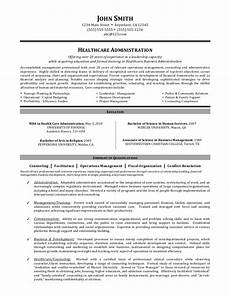 resume skils healthcare healthcare administration resume by c coleman